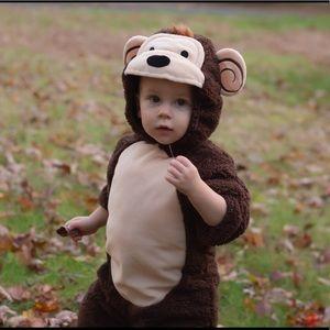 Koala Kids Monkey Costume